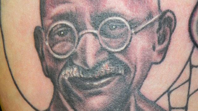 Gandhi Portrait