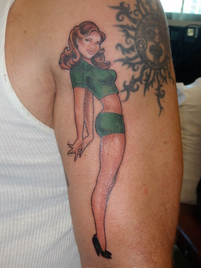 pinup-in-green-tattoo-jo-atwood